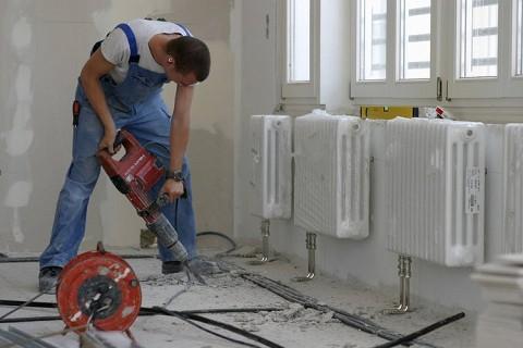 Монтаж котлов отопления в квартире